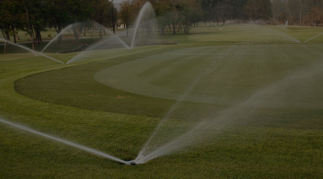 Sherwood Park Irrigation